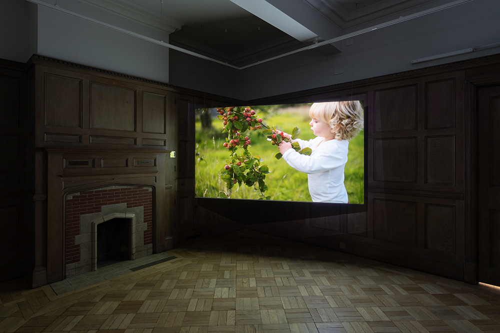 If play is neither inside nor outside, where is it?, Helen McCrorie, installation The Tetley, 2019